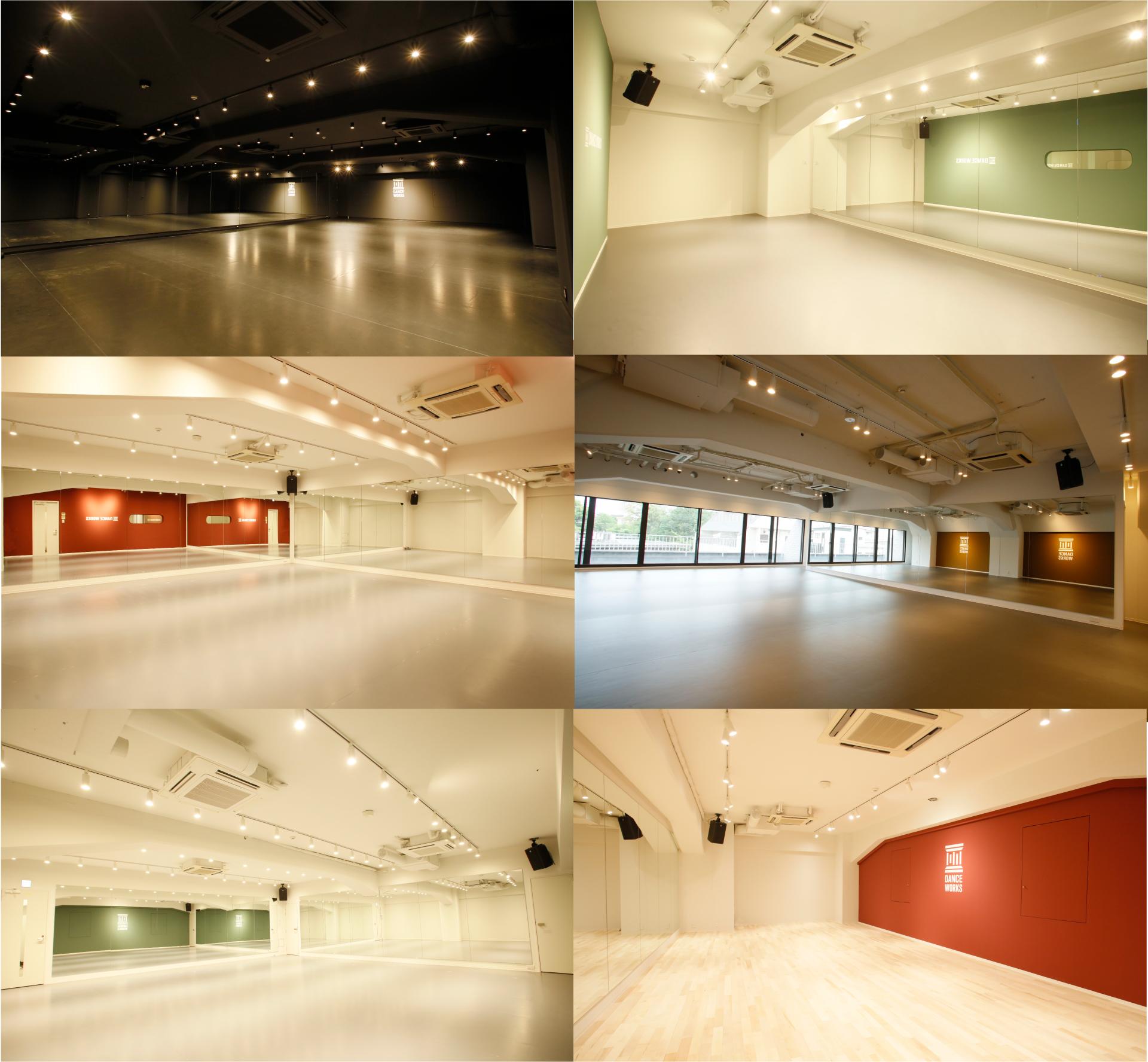 渋谷ダンススタジオ