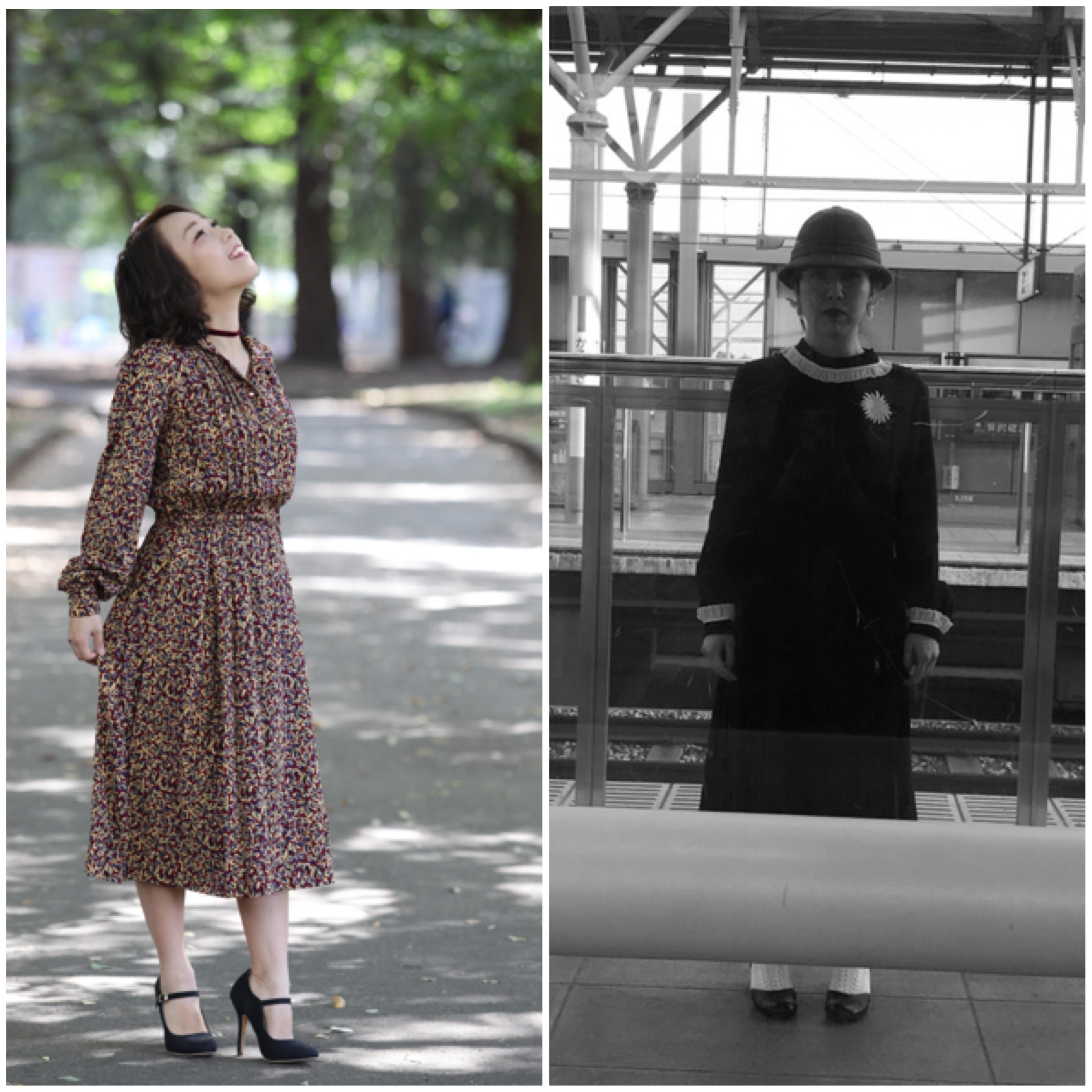 かわばたみづき+富永眞衣